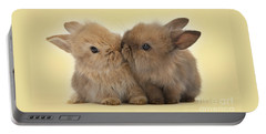 Bunny Kisses Portable Battery Charger