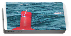 Buoy In The Rip Portable Battery Charger