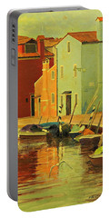 Burano, Italy - Study Portable Battery Charger