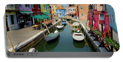 Burano Morning Portable Battery Charger