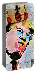 Burger King Trump Portable Battery Charger