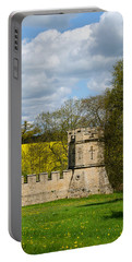 Burghley House Fortifications Portable Battery Charger