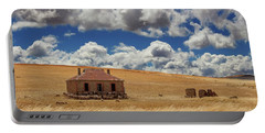 Portable Battery Charger featuring the photograph Burra by Tim Nichols