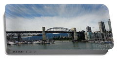 Burrard Street Bridge Portable Battery Charger