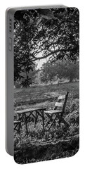 Portable Battery Charger featuring the photograph Bursa, Turkey - A Place To Rest by Mark Forte