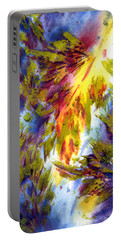 Burst Of Fall Portable Battery Charger