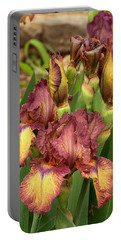Portable Battery Charger featuring the photograph Bursting In Beauty by Sheila Brown