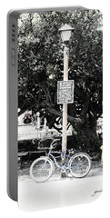 Bus Stop Portable Battery Charger