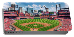 Busch Stadium Section 249 Portable Battery Charger