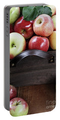 Bushel Of Apples  Portable Battery Charger
