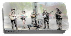 Busker Quintet Portable Battery Charger