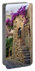 Bussana Vecchia Street Portable Battery Charger