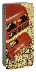 Bussing Britain Portable Battery Charger