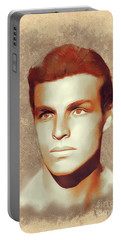 Buster Crabbe, Hollywood Legend Portable Battery Charger