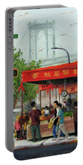 Busy Corner Portable Battery Charger