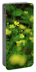 Buttercup Grouping- Vertical- Butler Creek Trail Portable Battery Charger