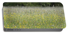 Buttercup Meadow Portable Battery Charger