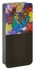 Butterflies 2 Portable Battery Charger