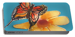 Butterflower Portable Battery Charger