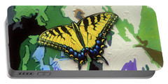 Butterfly #3 Portable Battery Charger