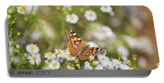 Butterfly #8 Portable Battery Charger