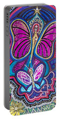 Butterfly Angels Portable Battery Charger