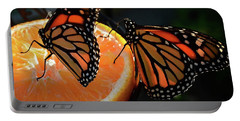 Butterfly Attraction Portable Battery Charger