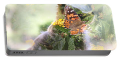Butterfly Dog Portable Battery Charger