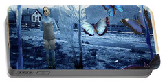 Butterfly Firing Squad Portable Battery Charger