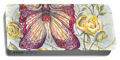 Butterfly Grace Fairy Portable Battery Charger