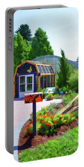 Butterfly House 1 Portable Battery Charger
