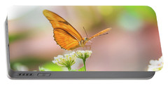 Butterfly - Julie Heliconian Portable Battery Charger