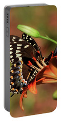 Butterfly Kiss 2 Portable Battery Charger