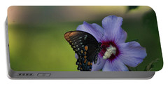 Butterfly Lunch Portable Battery Charger