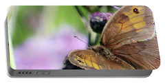 Butterfly Photograph  Portable Battery Charger