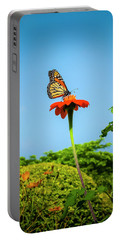 Butterfly Perch Portable Battery Charger