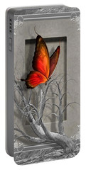 Butterfly Pop Portable Battery Charger