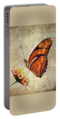 Butterfly Portable Battery Charger by Savannah Gibbs