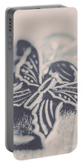 Butterfly Shaped Charm Portable Battery Charger
