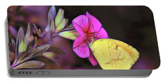 Butterfly Treats Portable Battery Charger