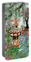 Butterfly World Portable Battery Charger