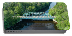 Butts Bridge Summertime Portable Battery Charger
