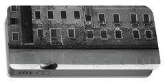 Bw Venice I Portable Battery Charger by Yuri Santin