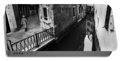 Bw Venice II Portable Battery Charger by Yuri Santin