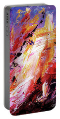 By Herself 3 Portable Battery Charger by Jasna Dragun