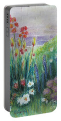 By The Garden Wall Portable Battery Charger