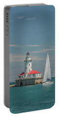 By The Lighthouse Portable Battery Charger