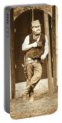 By The Saloon Portable Battery Charger