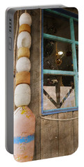 Portable Battery Charger featuring the photograph By The Sea by Fran Riley