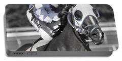 By Three Furlongs Portable Battery Charger